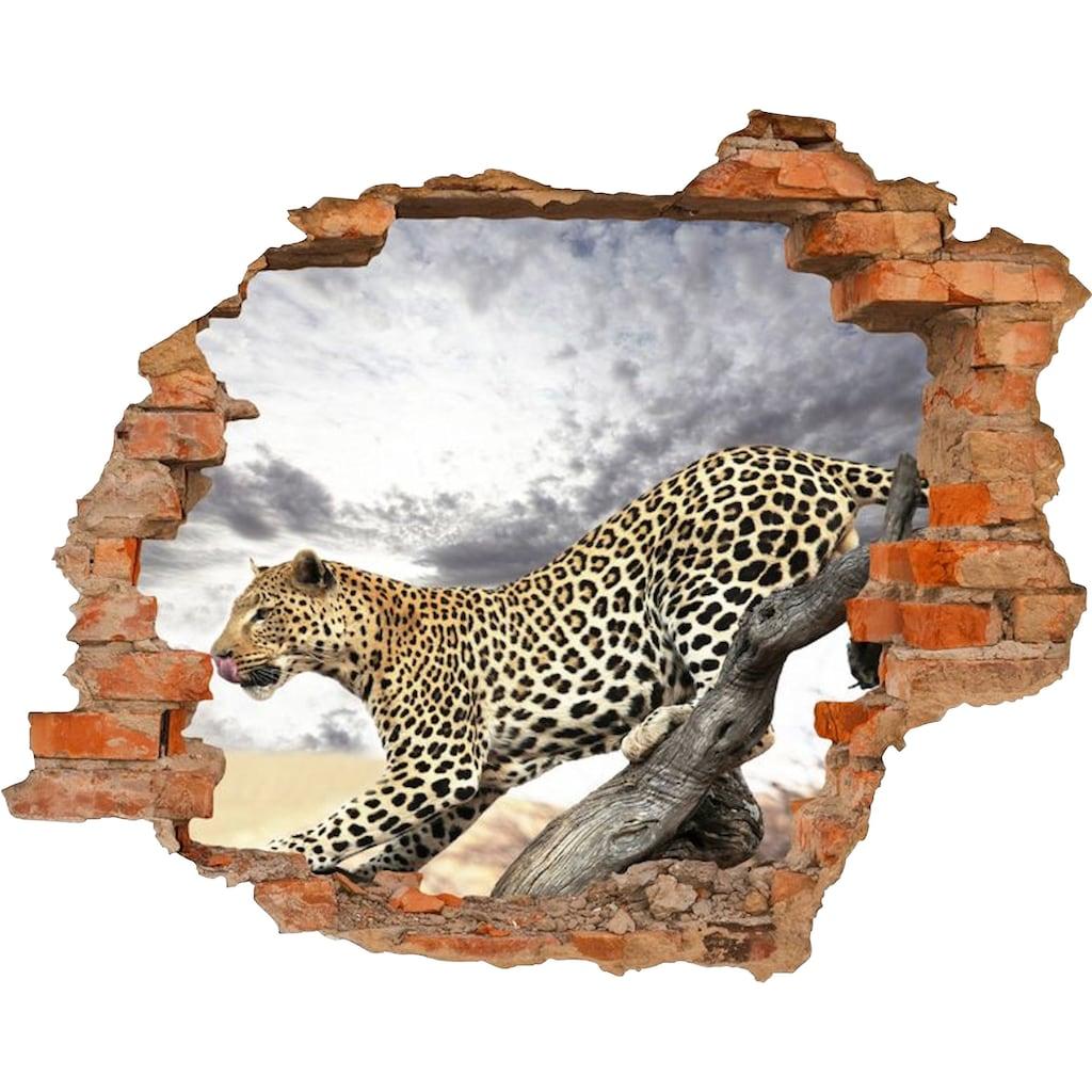 Conni Oberkircher´s Wandsticker »Panther«, selbstklebend