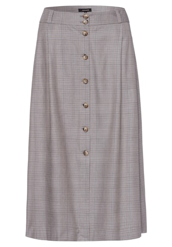 MORE&MORE Buttoned Glencheck Skirt Active kaufen