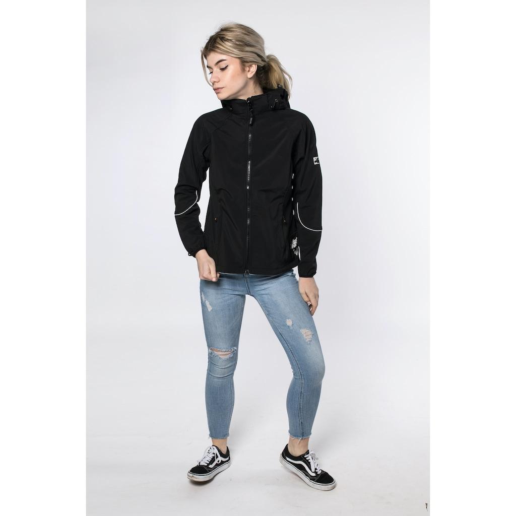 DEPROC Active Softshelljacke »NIGEL PEAK Women«, auch in Großen Größen erhältlich
