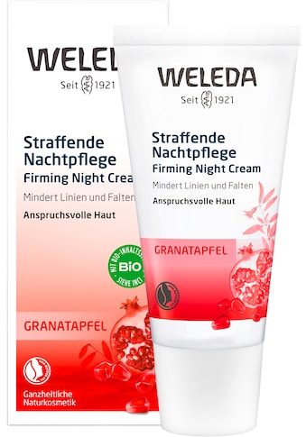 WELEDA Nachtcreme »Granatapfel«, Straffend kaufen