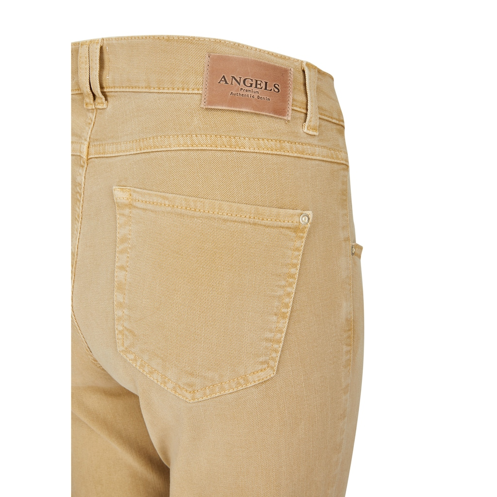 ANGELS Skinny-fit-Jeans, in Coloured Denim