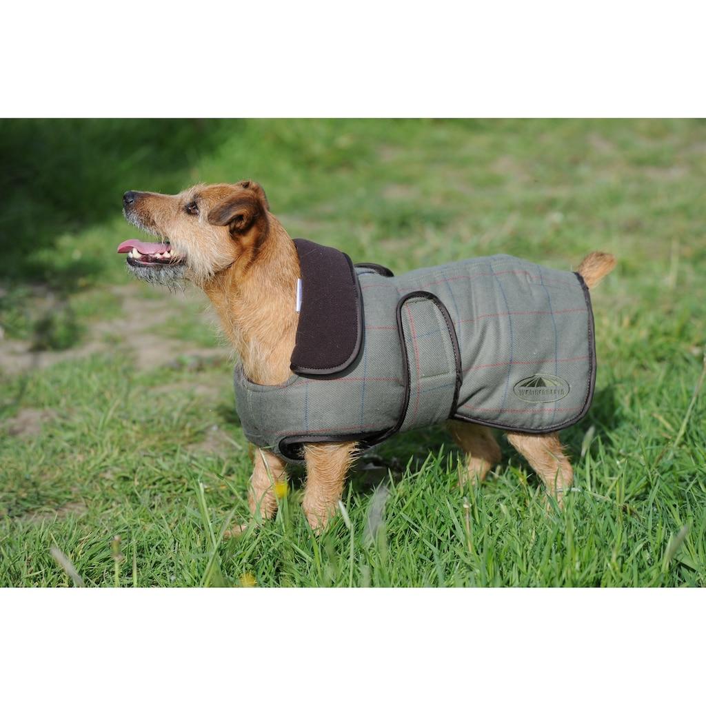 WeatherBeeta Hundejacke »Tweed Hundemantel II«, Mako-Jersey, (1)