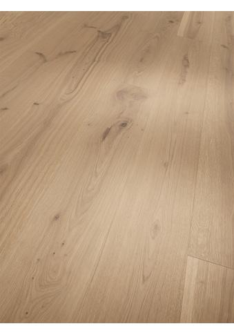 PARADOR Parkett »Basic Rustikal  -  Eiche weiß, lackiert«, 2200 x 185 mm, Stärke: 11,5 mm, 4,07 m² kaufen