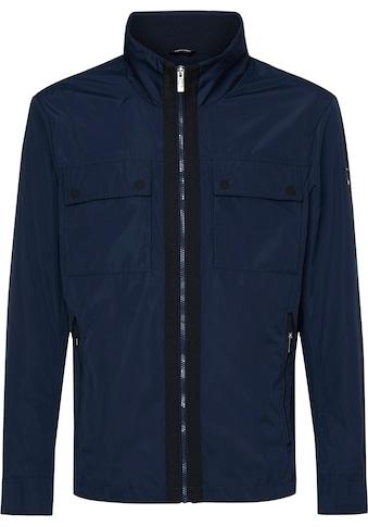 Calvin Klein Kurzjacke »SHELL FIELD JACKET«, mit Kontrast- Reißverschluss kaufen