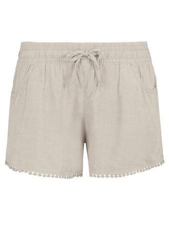 Fresh Made Shorts, mit Spitzenborte kaufen