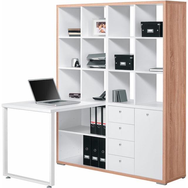 Maja Möbel Regal-Schreibtisch »Minioffice«