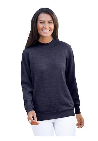 Casual Looks Stehkragen - Pullover aus hochwertiger Merino - Wolle kaufen