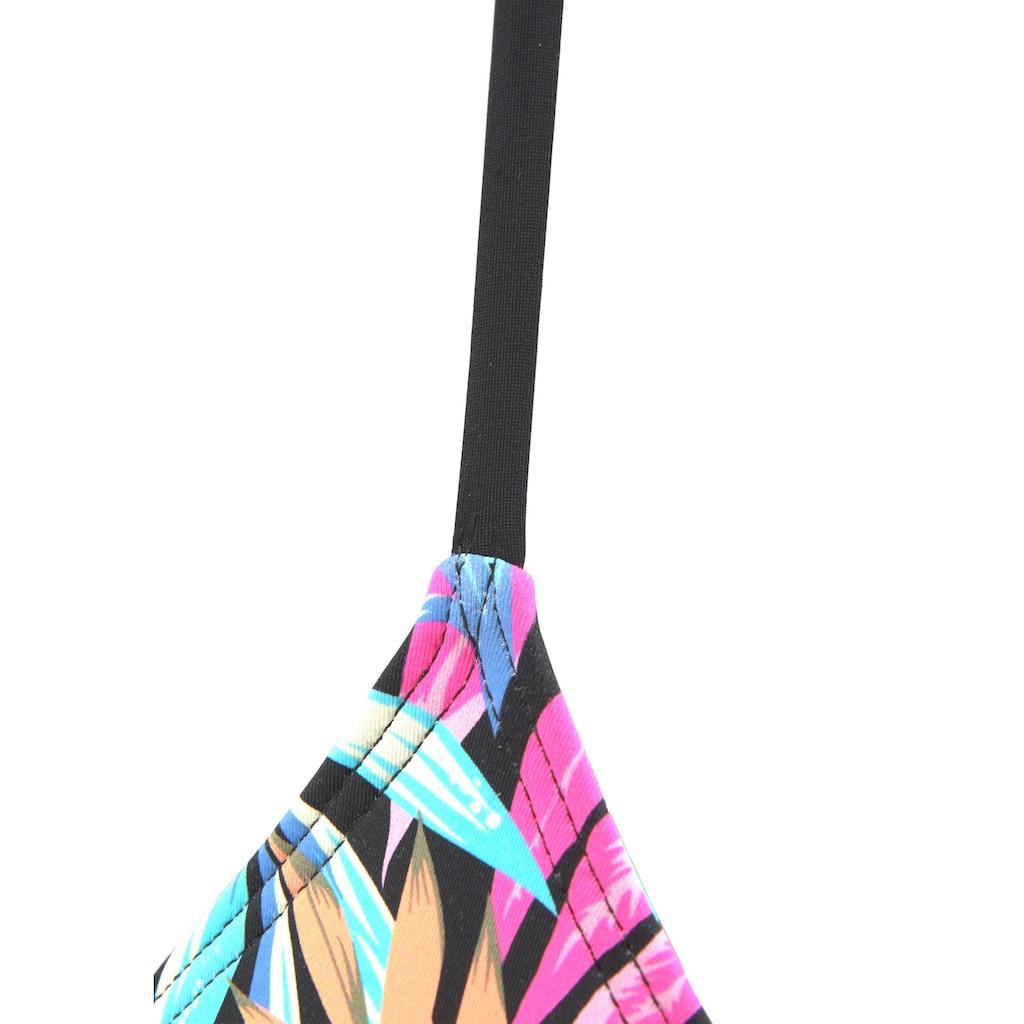 Bench. Triangel-Bikini-Top »Pitch«, mit stylischer Rückenlösung