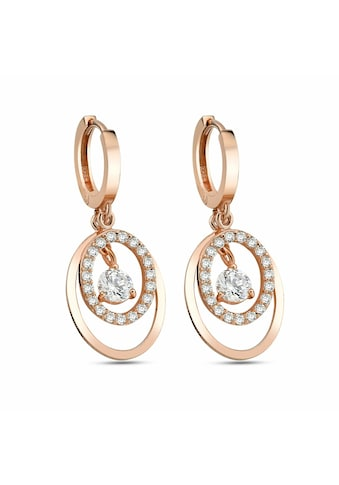 dKeniz Ohrhänger »925/ -  Sterling Silber rosévergoldet Royal Ohrring« kaufen