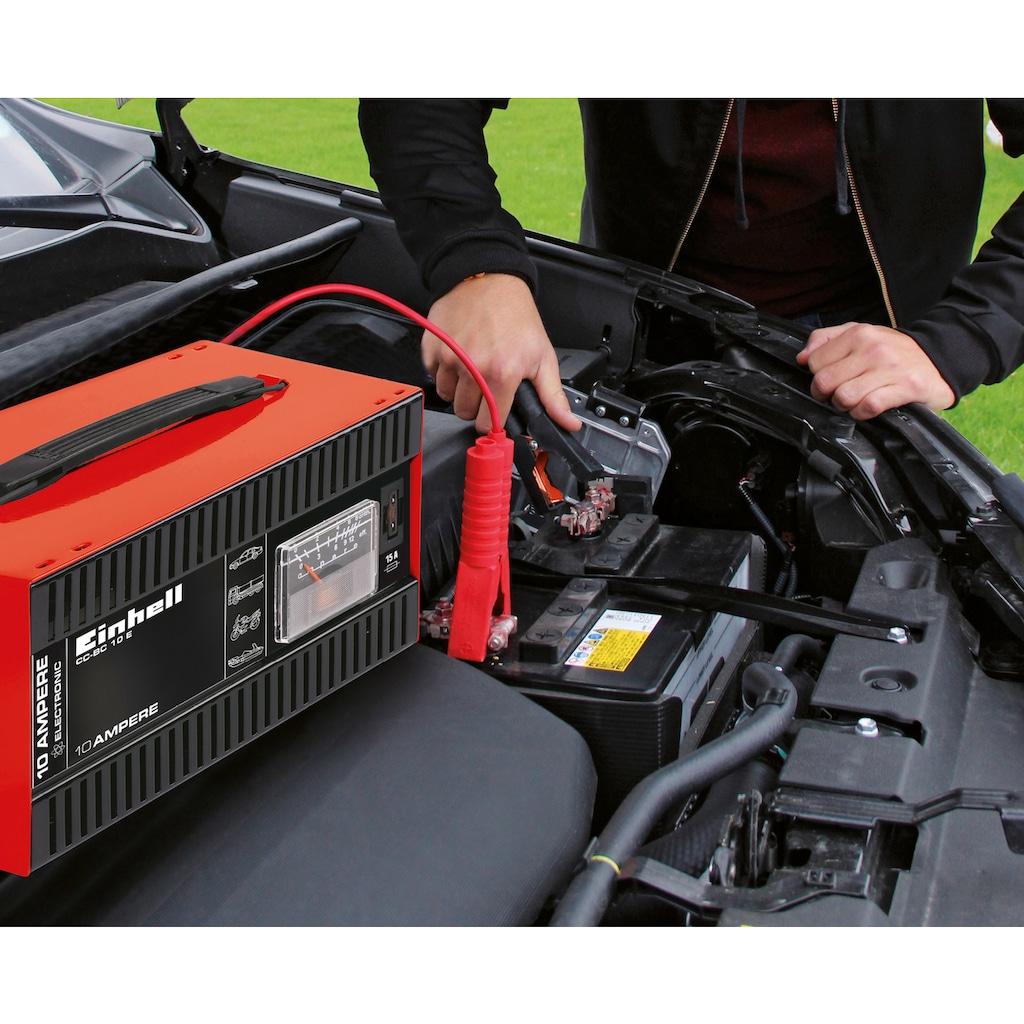 Einhell Autobatterie-Ladegerät »CC-BC 10 E«