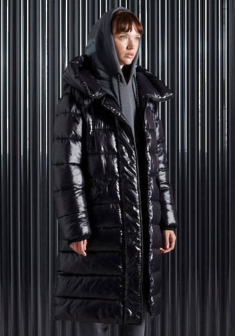 Superdry Winterjacke »HIGH SHINE DUVET COAT« kaufen
