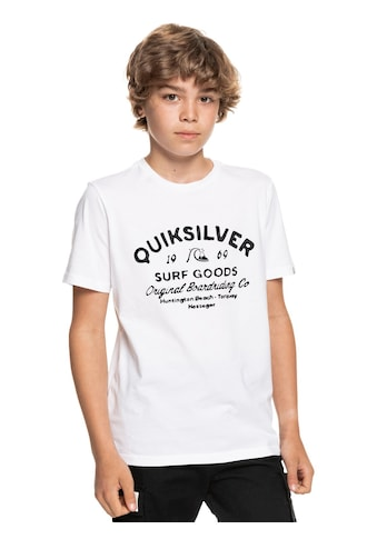 Quiksilver Kapuzenshirt »Closed Tions« kaufen