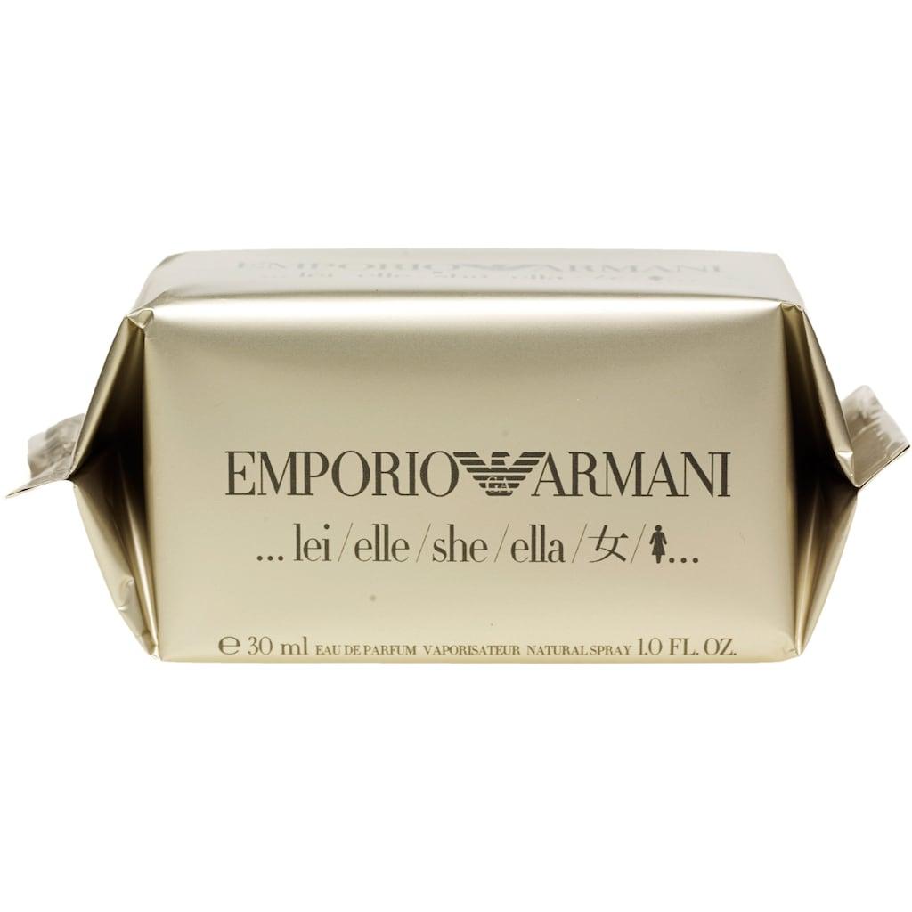 Giorgio Armani Eau de Parfum »She«