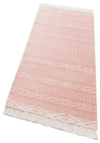 Läufer, »Hatice«, andas, rechteckig, Höhe 3 mm, gedruckt kaufen