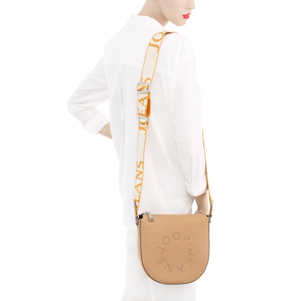 Joop Jeans Umhängetasche »giro stella shoulderbag svz«, mit modischem Textilumhängeriemen