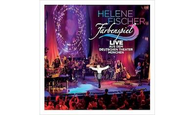 Musik - CD Farbenspiel - Live Aus Dem / Fischer,Helene, (2 CD) kaufen