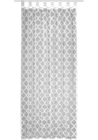 WILLKOMMEN ZUHAUSE by ALBANI GROUP Vorhang »Bühl«, HxB: 245x140, Schlaufenschal mit... kaufen