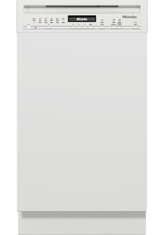 Miele teilintegrierbarer Geschirrspüler, G 5640 SCi SL, 7,7 l, 9 Maßgedecke kaufen