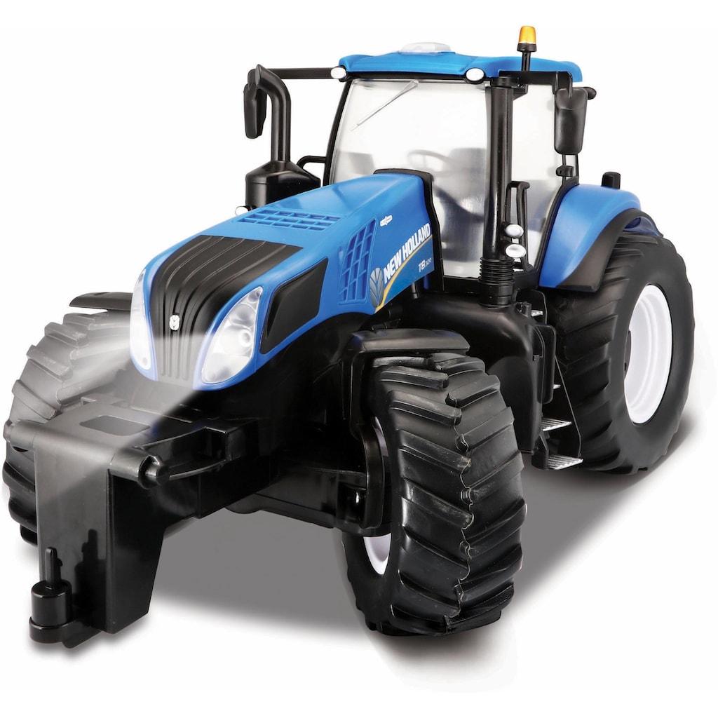 Maisto Tech RC-Traktor »New Holland T8.320«, mit Licht