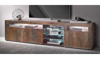 borchardt Möbel Lowboard, Breite 200 cm kaufen