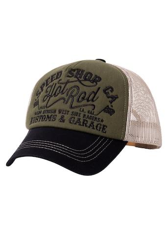 KingKerosin Trucker Cap »Hot Rod« kaufen