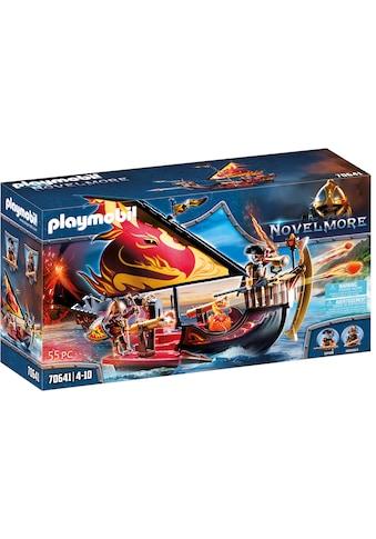 Playmobil® Konstruktions-Spielset »Burnham Raiders Feuerschiff (70641), Novelmore«,... kaufen