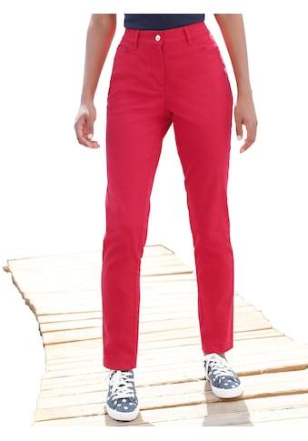 Casual Looks Hose in der aktuellen Trendfarbe kaufen