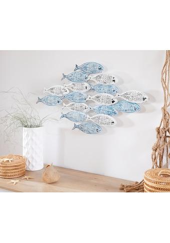 Home affaire Wanddekoobjekt »Fische« kaufen