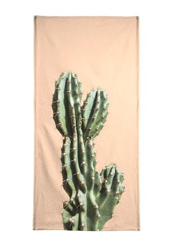 """Strandtuch """"Cactus 01"""", Juniqe kaufen"""