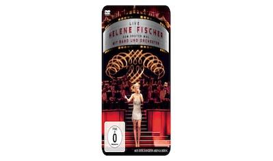 Musik - CD Live - Zum Ersten Mal Mit / Fischer,Helene, (1 DVD - Video Album) kaufen