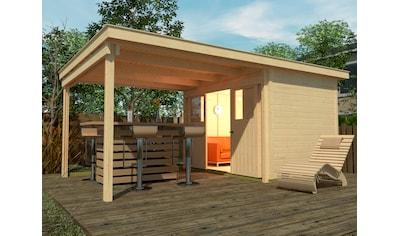weka Gartenhaus »Loungehaus Gr.3« kaufen