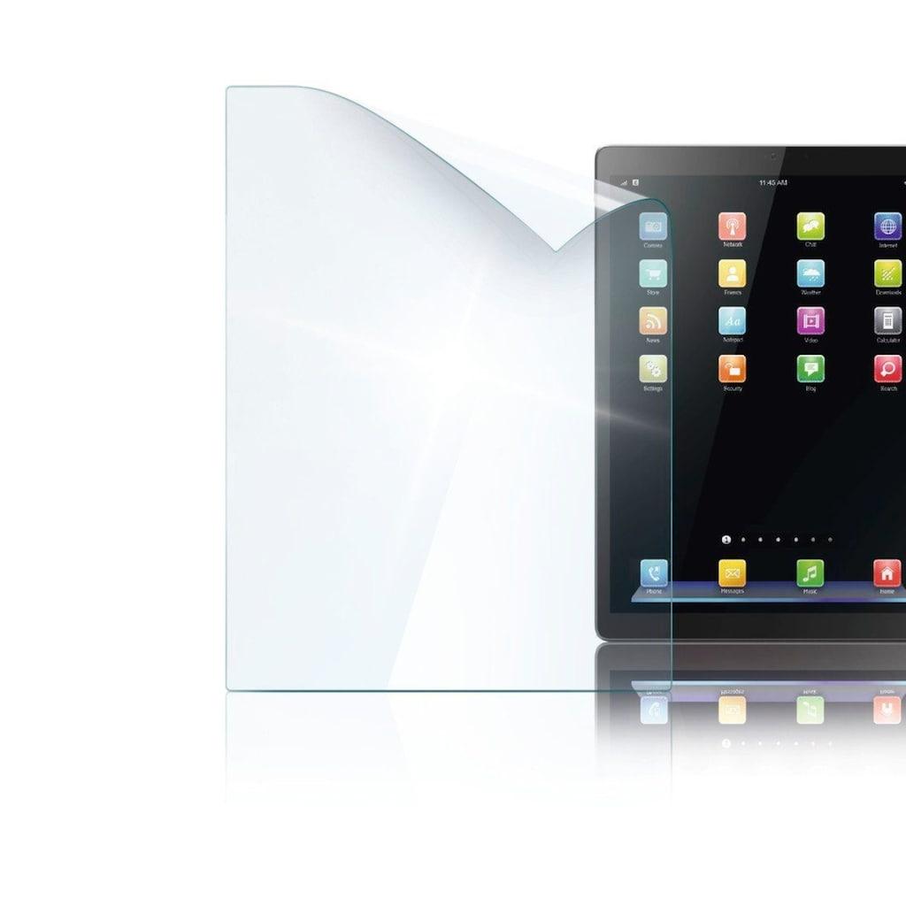 Hama Displayschutzfolie für Tablets bis 10,1 Zoll, Universal