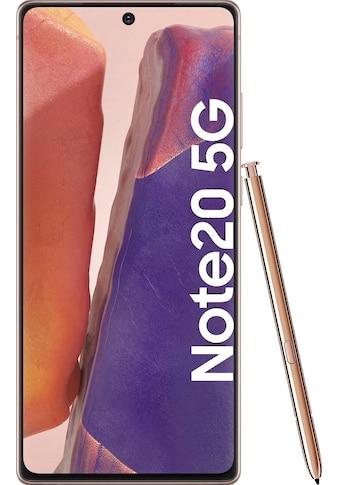 Smartphone, Samsung, »Galaxy Note20 5G « kaufen