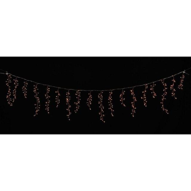 LED-Lichterkette »Eistropfen«, 432 -flammig