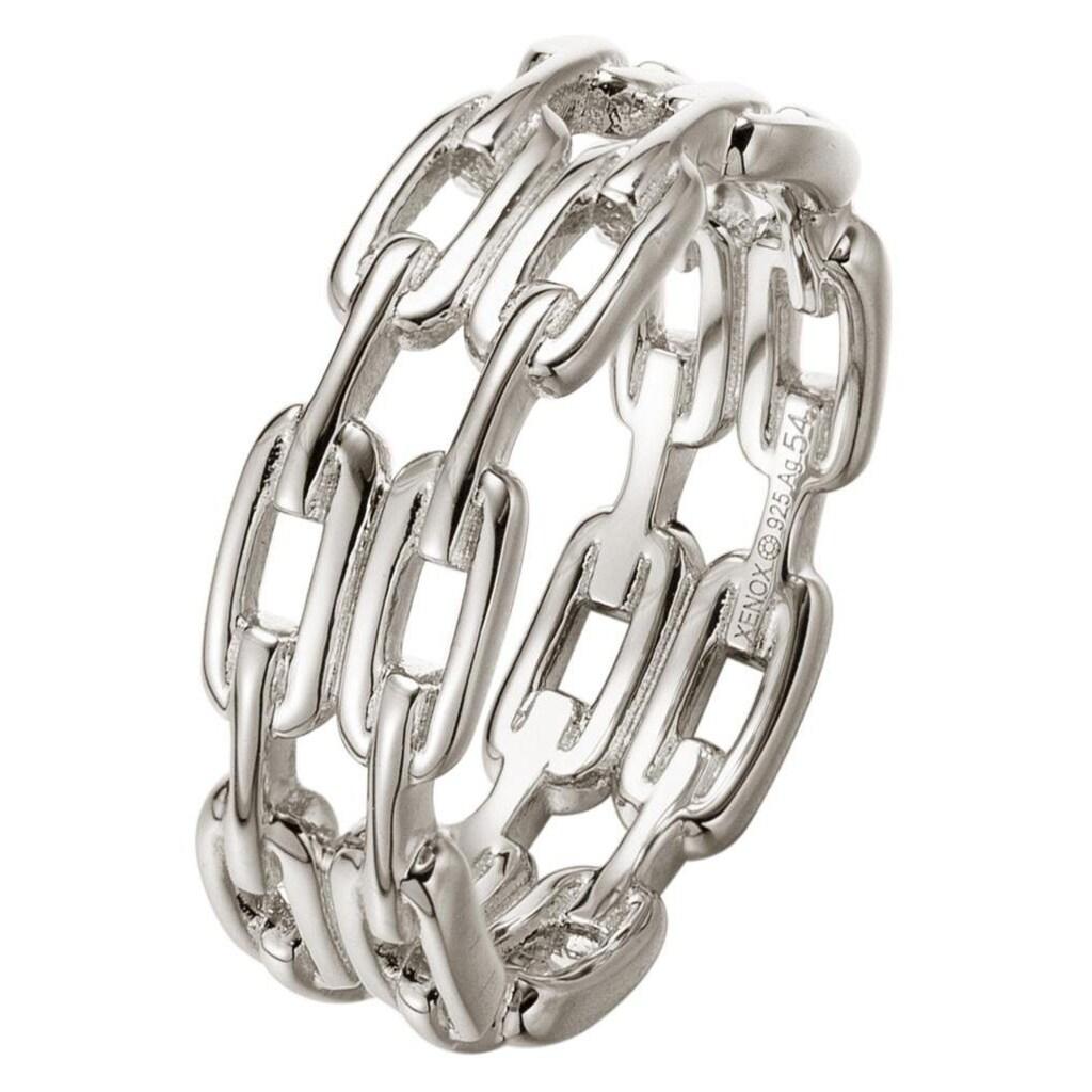 XENOX Fingerring »Delight, XS1936/50, 52, 54, 56, 58«