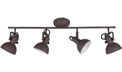 TRIO Leuchten Deckenstrahler »Gina«, E14, Deckenlampe, Leuchtmittel tauschbar kaufen