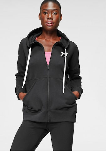 Under Armour® Kapuzensweatjacke »RIVAL FLEECE FULL ZIP« kaufen