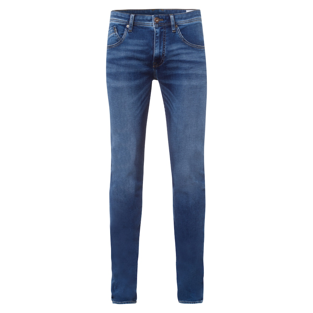 Cross Jeans® Slim-fit-Jeans »Jimi«, Robuste Denimqualität