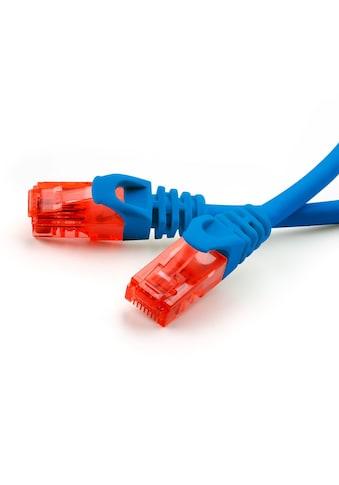 CSL Netzwerkkabel »2x RJ45 verschiedene Längen«, RJ-45 (Ethernet), 200 cm kaufen