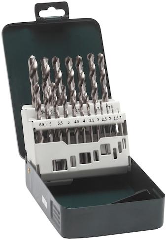 BOSCH Bohrersatz, (Set, 19 tlg.), Metallbohrer-Set HSS-G kaufen