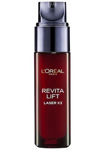 L'ORÉAL PARIS Gesichtsserum »Revitalift Laser X3«, Anti-Age kaufen