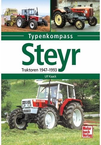 Buch »Steyr / Ulf Kaack« kaufen