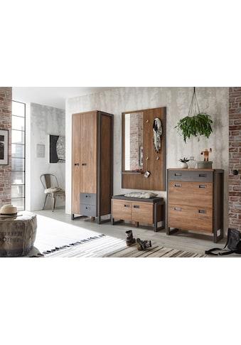 Home affaire Garderoben-Set »Detroit«, (Set, 4 St.) kaufen