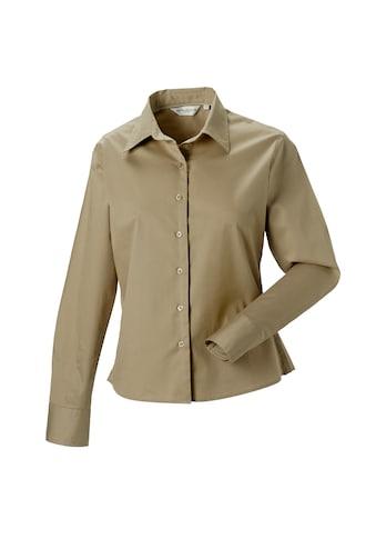 Russell Langarmbluse »Collection Damen Hemd / Bluse, Langarm« kaufen