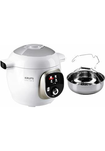 Krups Multikocher »CZ7101 Cook4Me +«, 150 vorinstallierte digitale Rezepte kaufen
