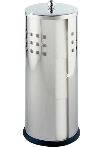 WENKO Toiletten-Ersatzrollenhalter »Ancona«, Edelstahl, rostfrei kaufen