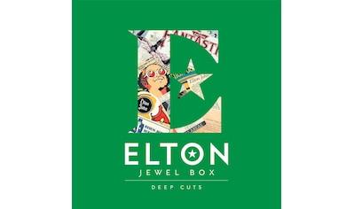 Vinyl »Jewel Box: Deep Cuts (Ltd.4LP) / John,Elton« kaufen