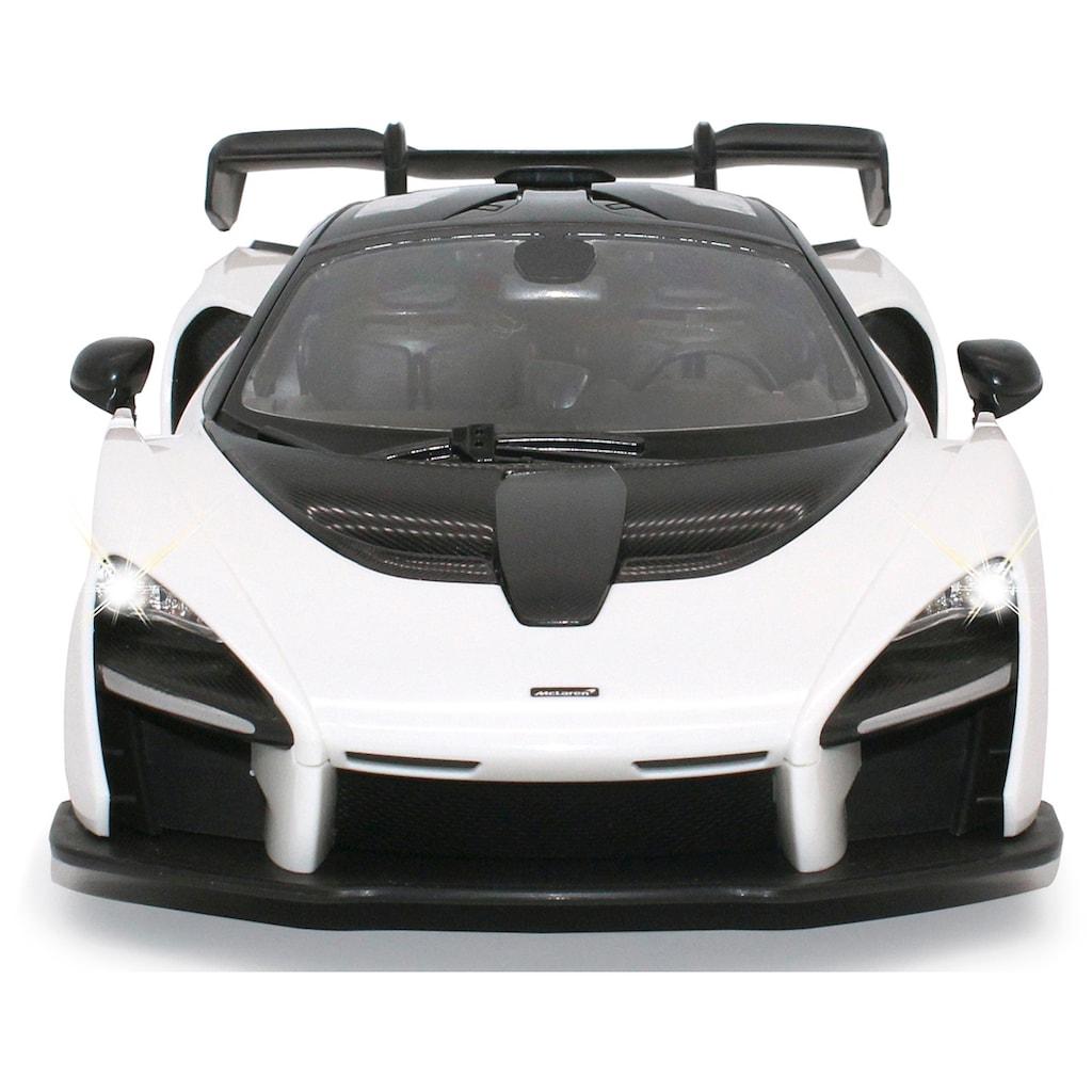 Jamara RC-Auto »McLaren Senna 1:14, weiß - 2,4 GHz«