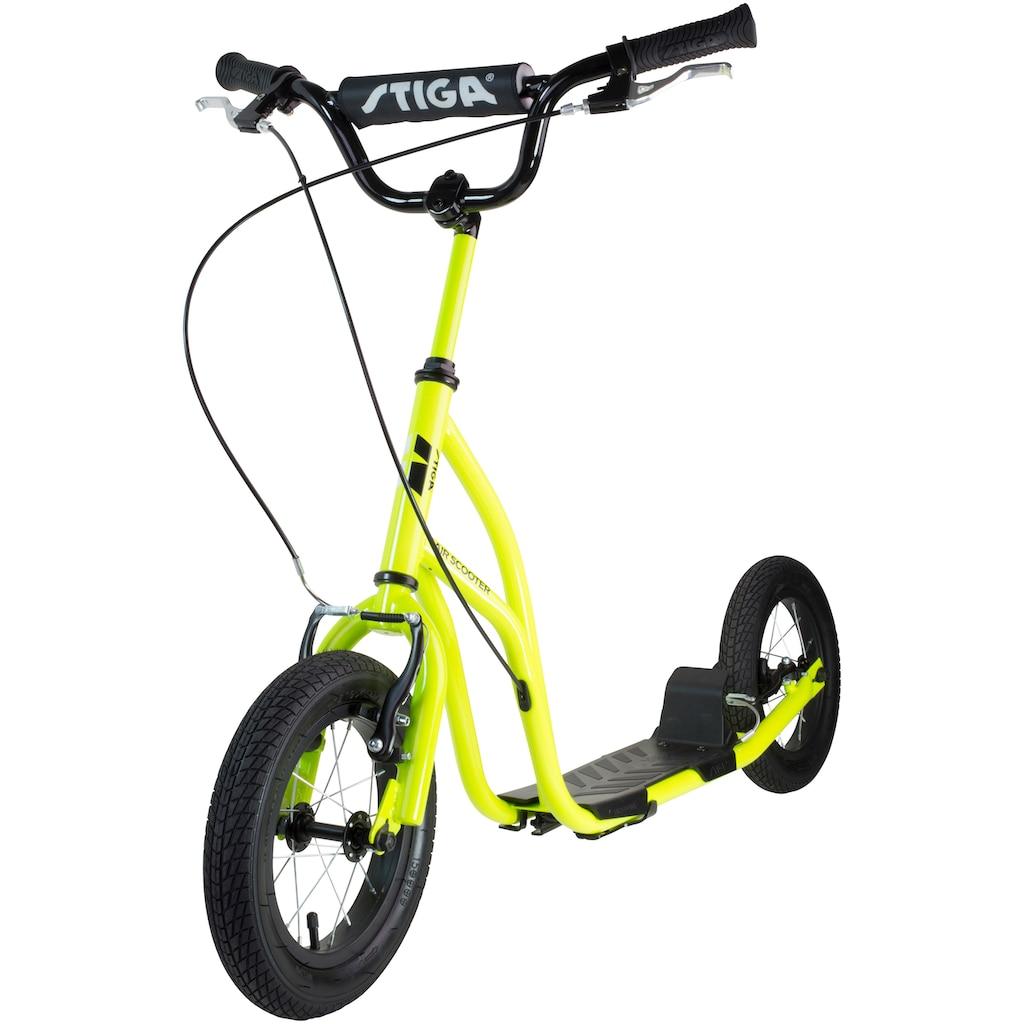 STIGA Tretroller »Air Scooter«, für Kinder und Erwachsene