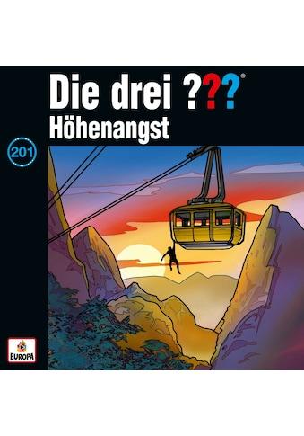 Vinyl »201/Höhenangst / Die drei ???« kaufen